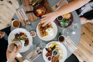 Eetmomenten voor een gezonder lichaam
