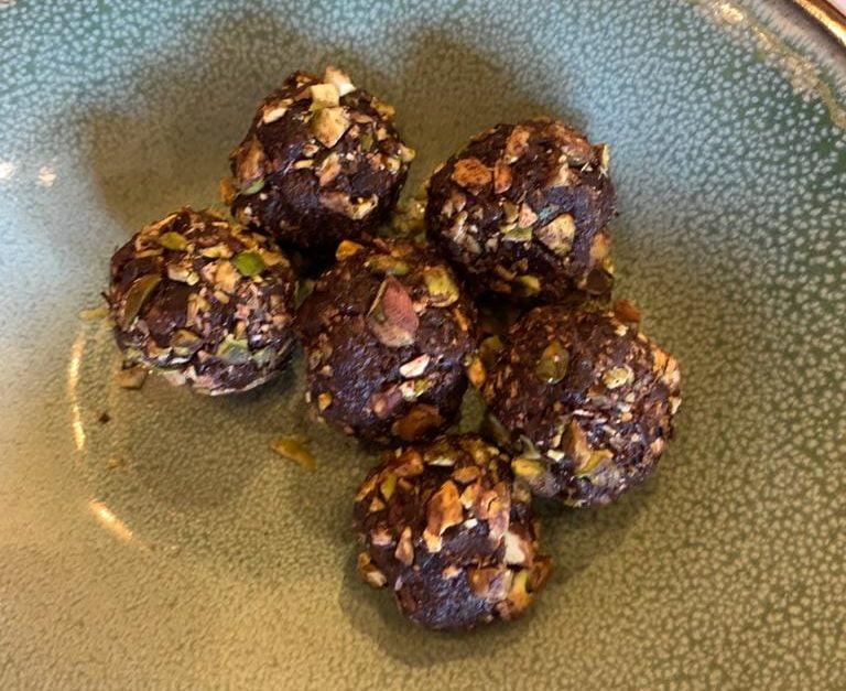 Gezonde truffels maken