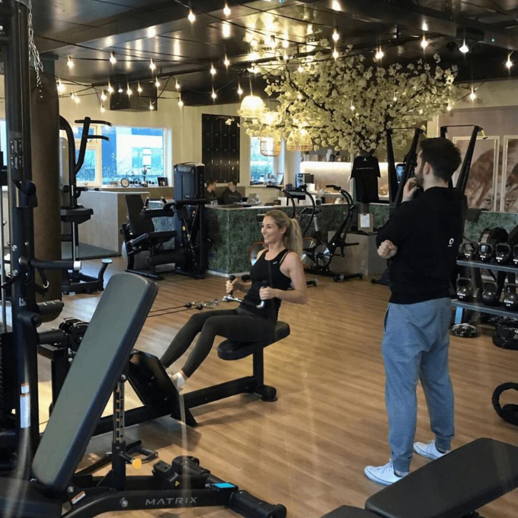 Personal Training met Thijs en Kim
