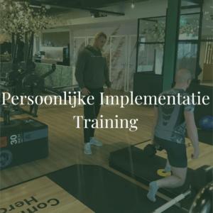 Persoonlijke Implementatie Training