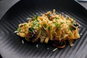 pasta-met-paddestoelen-1