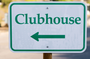 Wat is clubhouse? En wat is ik?
